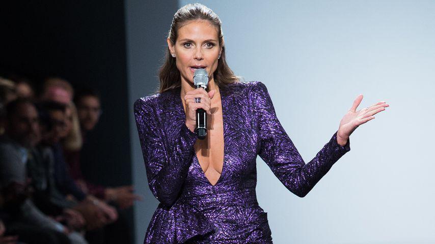 "Nach 16 Staffeln: Heidi Klum verlässt ""Project Runway"""