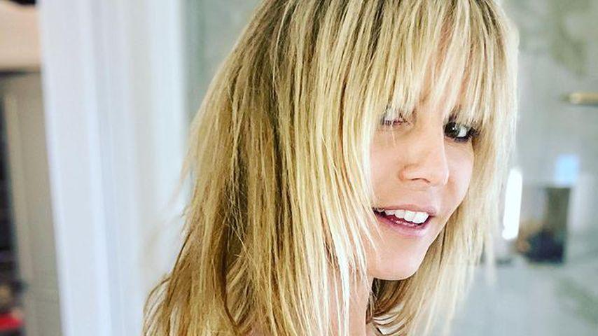 GNTM-Fans genervt: Heidi soll sich mit Male-Models zügeln!