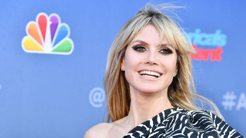 Heidi Klum verrät im TV: Mit 47 will sie noch ein Baby!