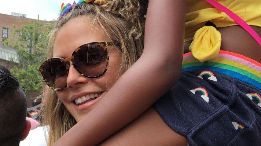 Heidi Klum & Co.: Stars feiern bei New Yorker Pride Parade!