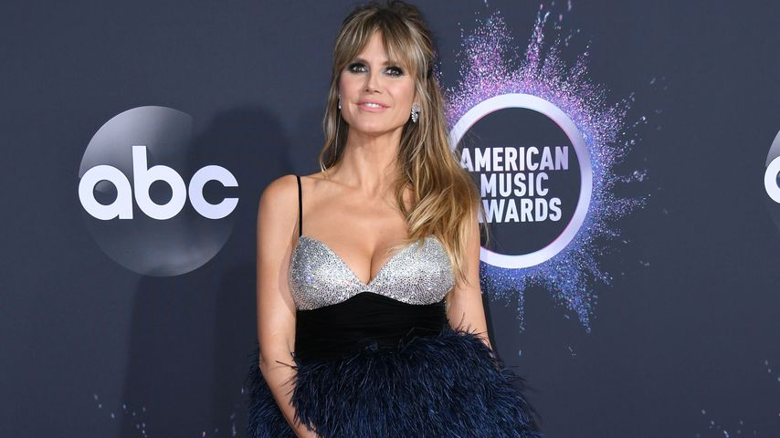 Heidi Klum 2019 bei den American Music Awards