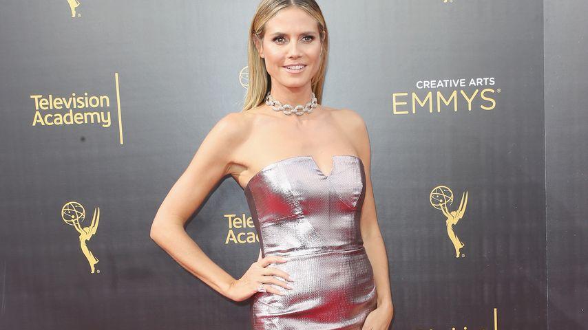 Heidi Klum bei den Emmys 2016