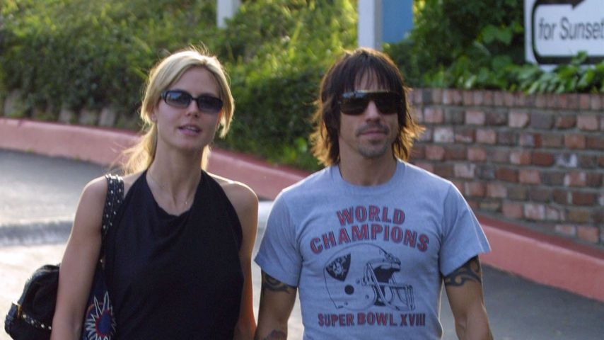 Anthony Kiedis: Total verknallt mit 50