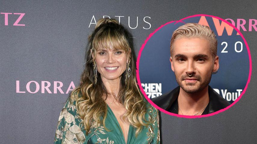 Ist Heidi schwanger? Jetzt spricht ihr Schwager Bill Kaulitz
