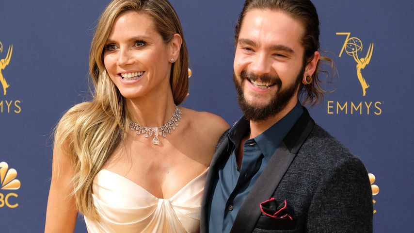 Heidi Klum und Tom Kaulitz bei den Emmy Awards 2018 in Los Angeles