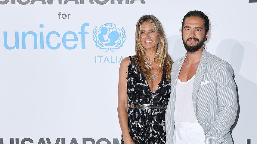 Heidi Klum und Tom Kaulitz bei der Unicef Summer Gala