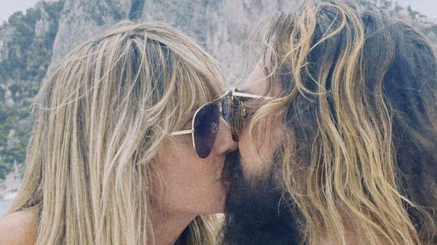 Heidi Klum und Tom Kaulitz im August 2021