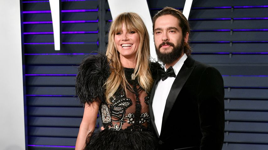 Heidi Klum und Tom Kaulitz bei der Vanity Fair Oscar-Party 2019