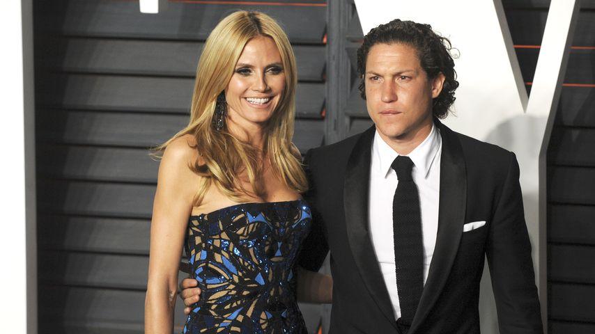 Heidi Klum und Vito Schnabel bei der Vanity Fair Oscar Party 2016