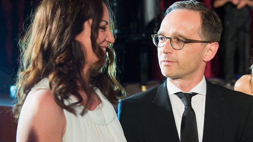 Bestätigt! Natalia Wörner und Heiko Maas sind ein Paar