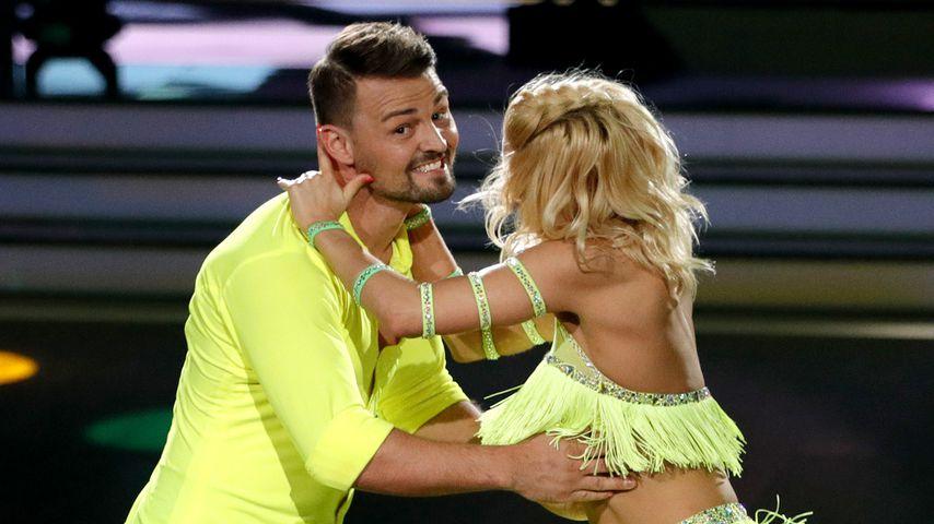 Heinrich Popow und Kathrin Menzinger bei Let's Dance 2017