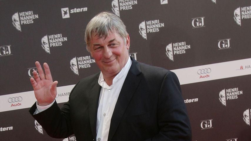 Schauspieler Heinz Hoenig