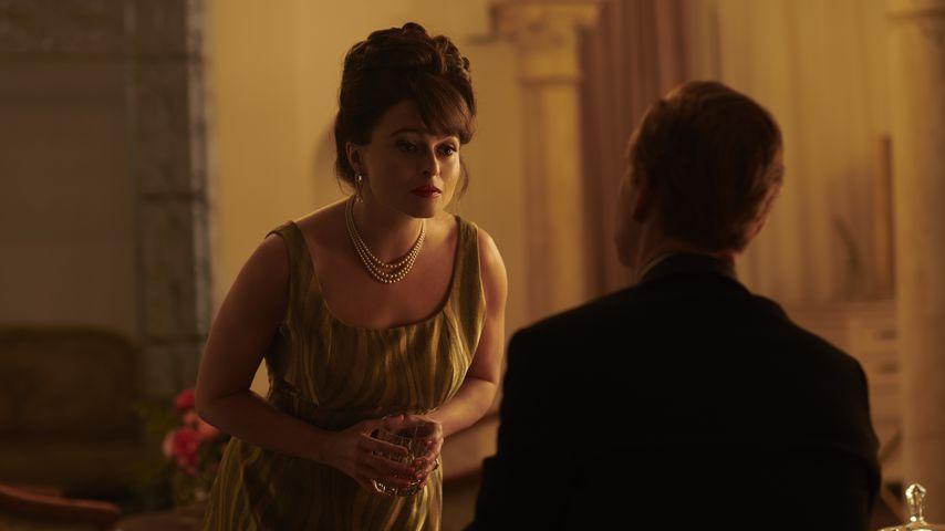 """Helena Bonham Carter als Prinzessin Margaret in der dritten Staffel von """"The Crown"""""""