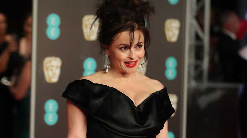Helena Bonham Carter bei den BAFTAs in London 2018