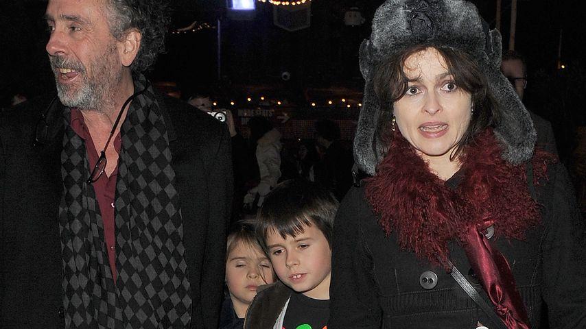 Helena Bonham Carter & Tim Burton sind getrennt