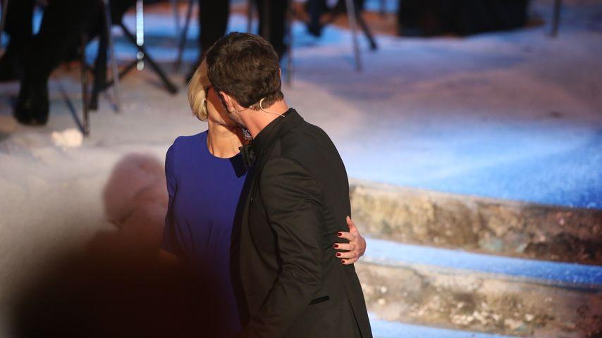 Helene Fischer & ihr Florian: Heimlicher Kuss in Live-Show!