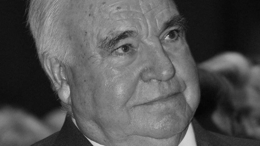 Zuhause abgeholt: Helmut Kohl (†) ist nicht mehr aufgebahrt