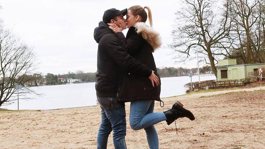 Henning Merten und Anne Wünsche im Februar 2018