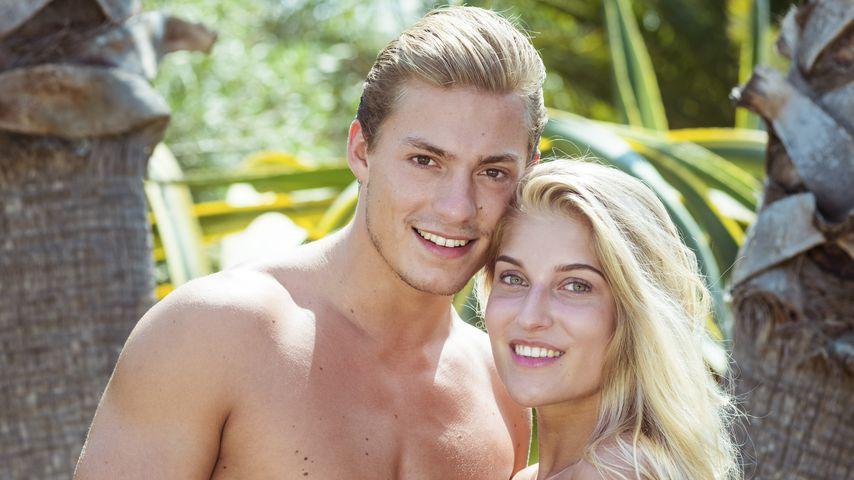 "Henrik Stoltenberg und Sandra Janina, ""Love Island""-Couple 2020"