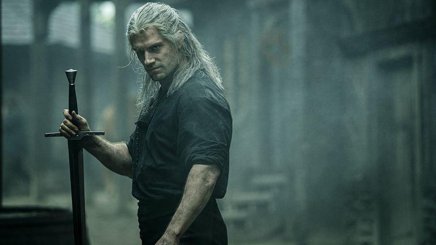 """Henry Cavill als Geralt von Riva in """"The Witcher"""""""