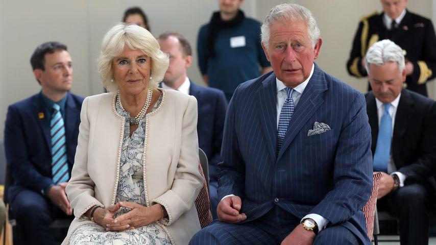 Herzogin Camilla und Prinz Charles im Mai 2019
