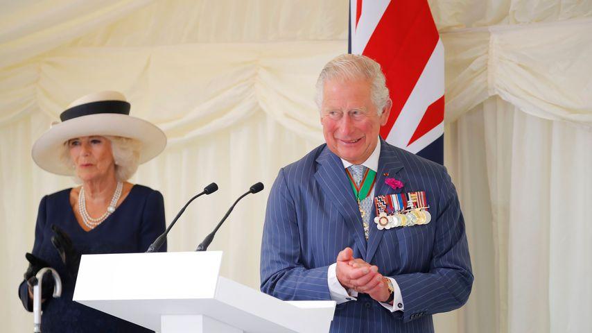 Herzogin Camilla und Prinz Charles im Juni 2020