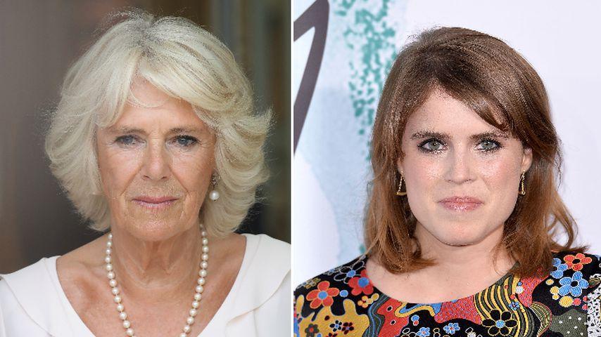Böses Blut: Ist Camilla deshalb nicht bei Eugenies Hochzeit?