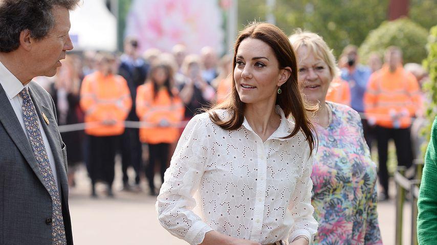 Herzogin Kate bei der Chelsea Flower Show im Mai 2019