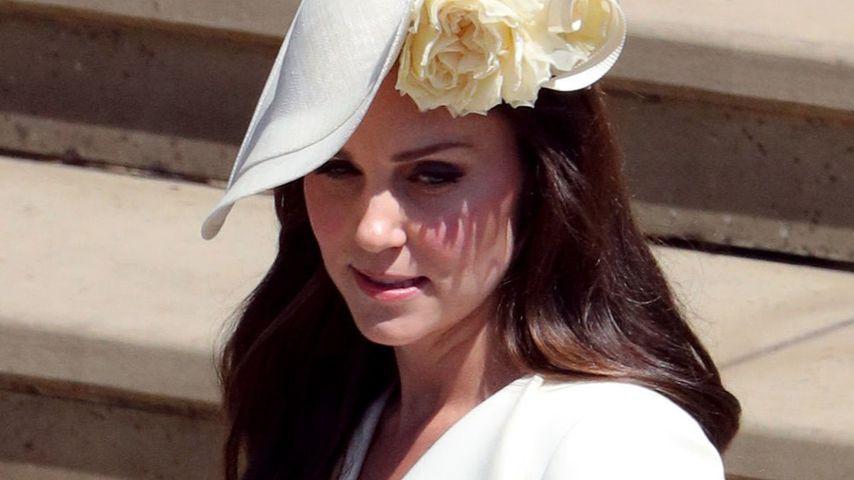 Herzogin Kate bei der Hochzeit von Prinz Harry und Herzogin Meghan im Mai 2018