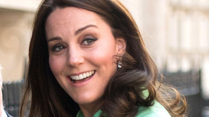 Parkverbot für Geburt: Herzogin Kate hat jetzt freie Bahn!