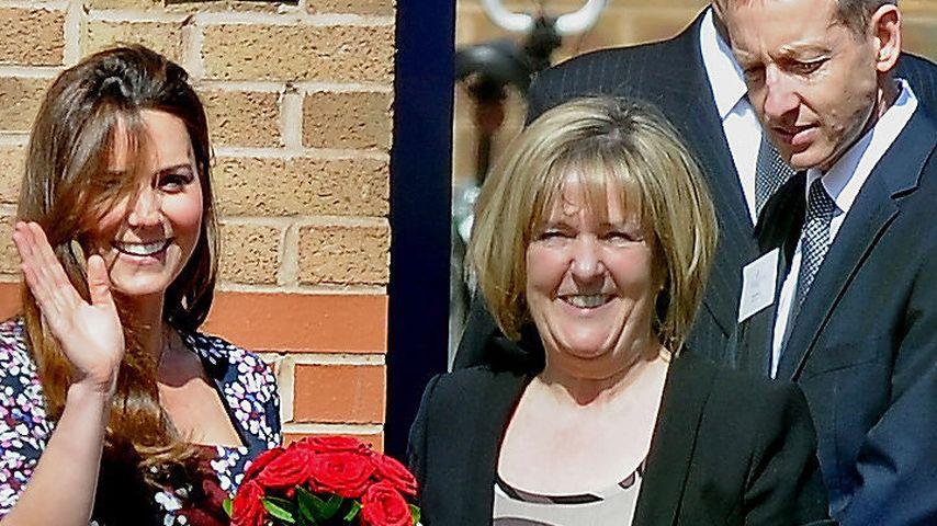 Herzogin Kate bleibt trotz 6. Monat wohltätig