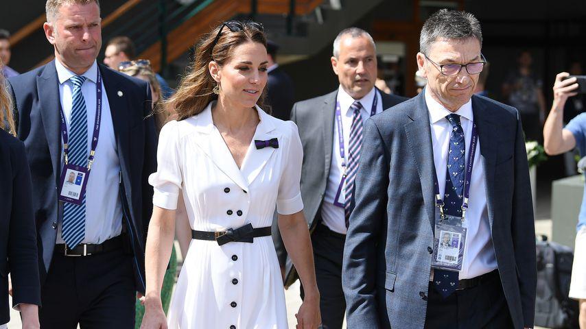 Was steckt hinter Herzogin Kates neuem modernen Look?