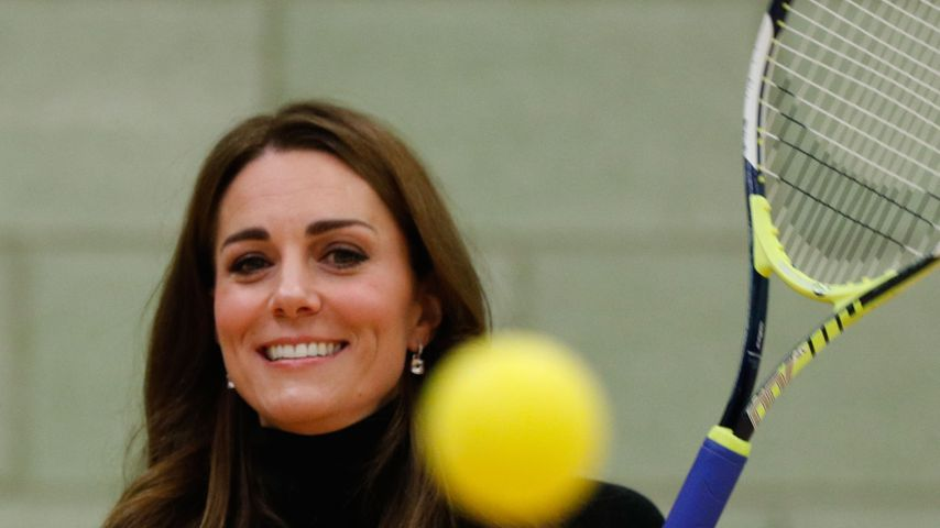 Herzogin Kate, Oktober 2018
