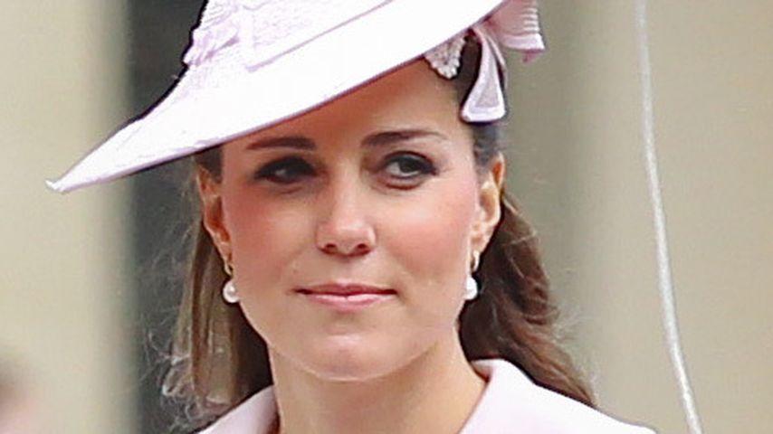 Kate: So schnell erfahren wir von der Geburt