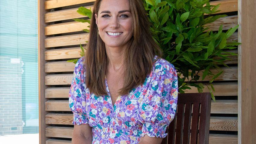 Dieses Kleid von Herzogin Kate ist ein echtes Schnäppchen!