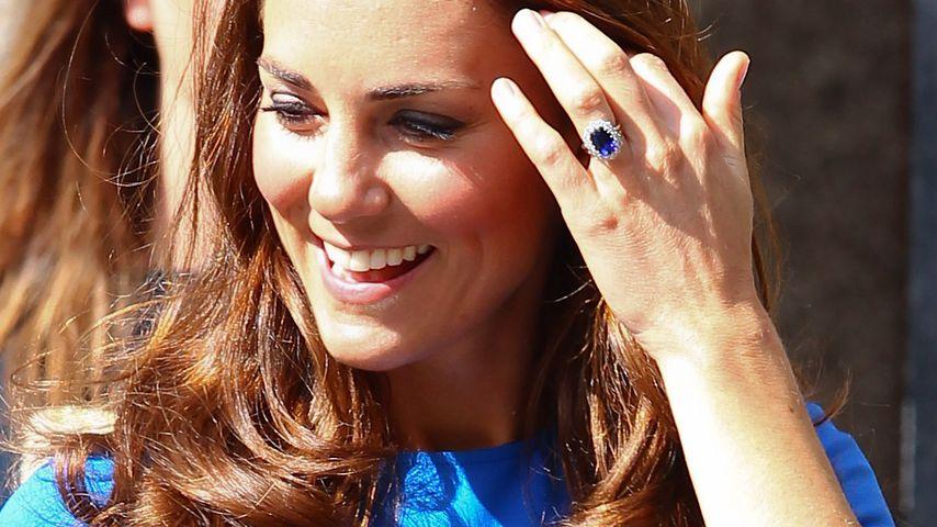 Skandal! Herzogin Kate oben ohne auf Magazin-Cover