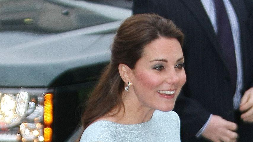 Herzogin Kate: So stylisch kann schwanger sein!