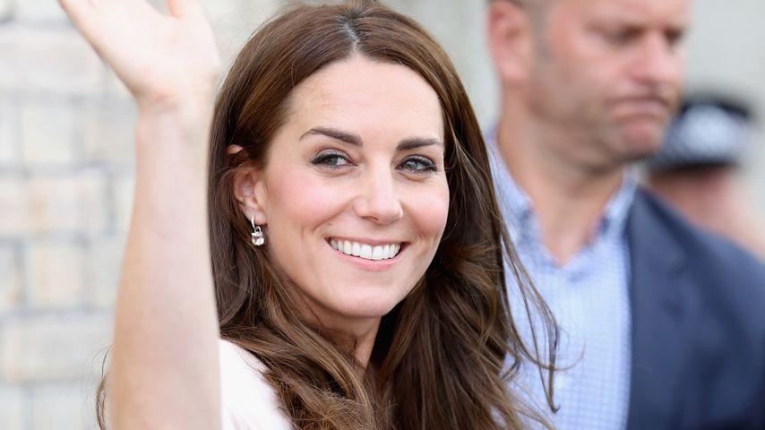 Sparfüchsin: Herzogin Kate begeistert im Schnäppchen-Look!