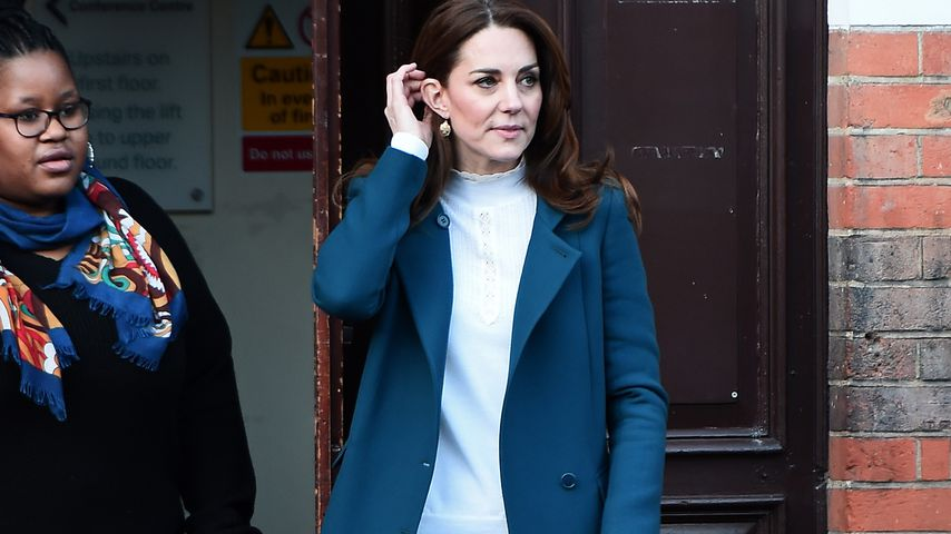 Herzogin Kate in London 2020