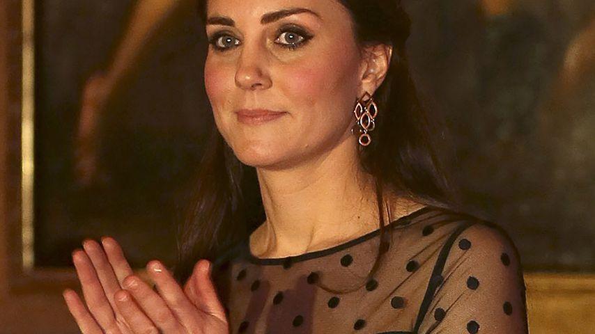 Stilsichere Herzogin Kate: Griff sie hier daneben?