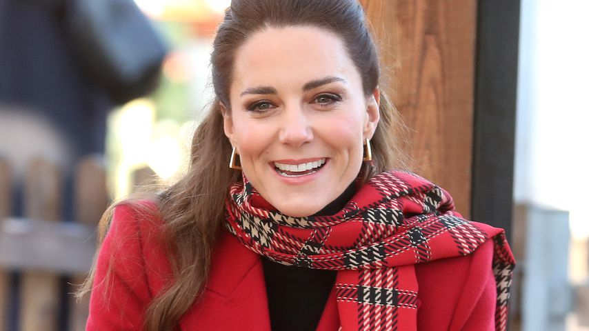Herzogin Kate in Cardiff im Dezember 2020