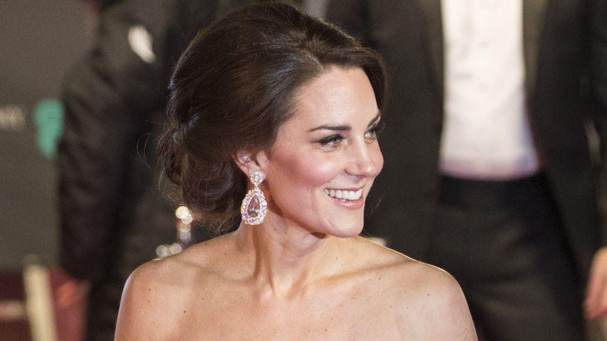 Herzogin Kate bei einer Veranstaltung 2017