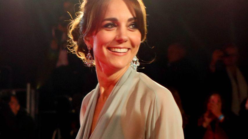 """BH-los bei """"Spectre""""-Premiere: War Herzogin Kate zu sexy?"""
