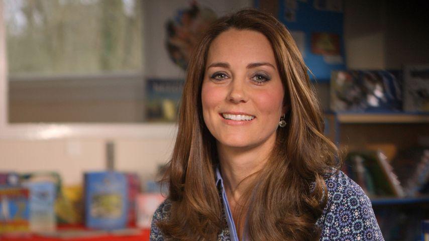 Süße Gerüchte! Erwartet Herzogin Kate etwa ihr 3. Baby?