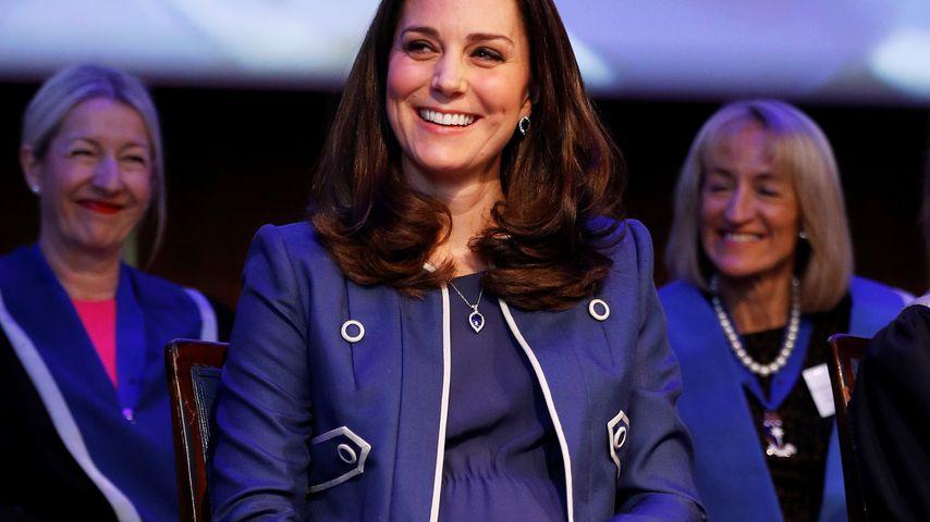 Herzogin Kate bei einem RCOG-Event im Februar 2018