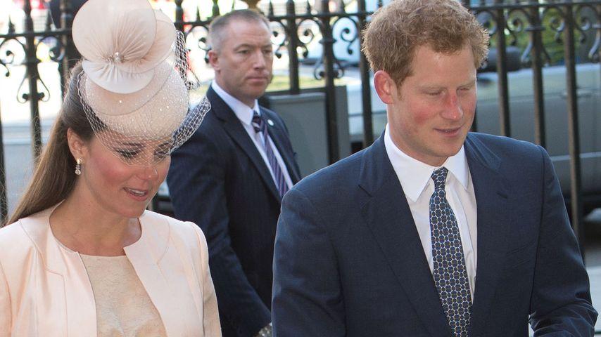 Briten-Baby: Wird Kates Kind rote Haare haben?