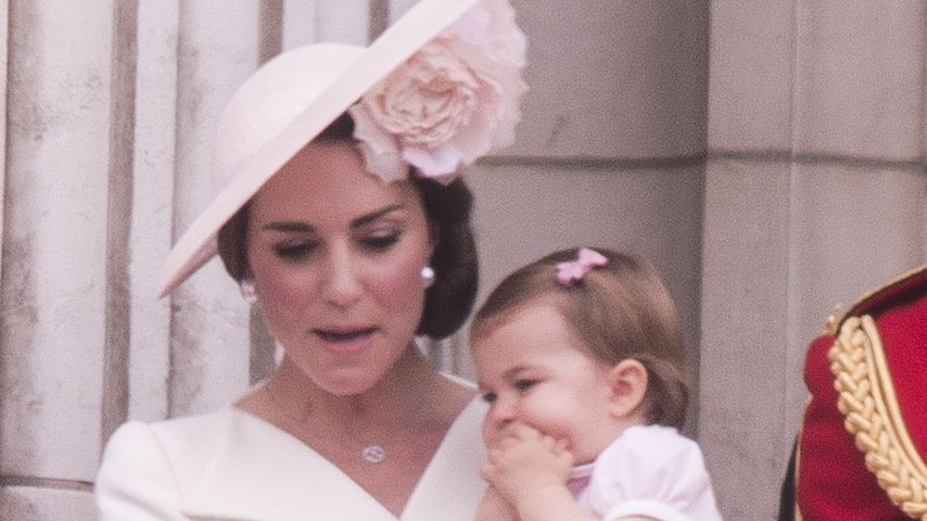 "Herzogin Kate, Prinz George und Prinzessin Charlotte bei der ""Trooping The Colour""-Parade"
