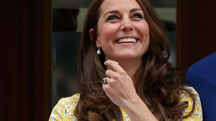 Rührender Brief: Herzogin Kate denkt an todkranke Kinder