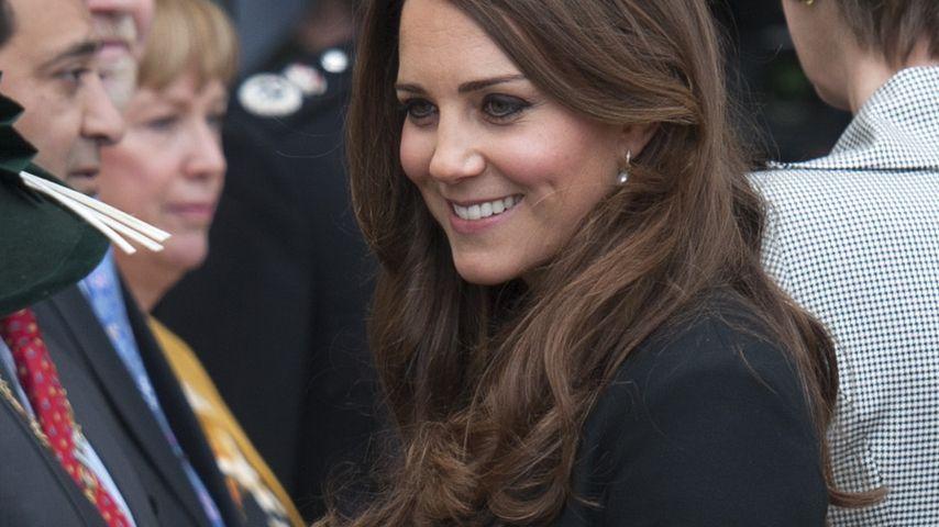 Kate & William: Wird so ihr Kind heißen?