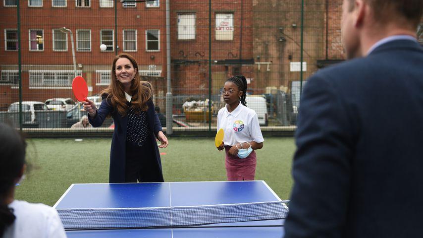 """Herzogin Kate beim Besuch der Organisation """"The Way Youth Zone"""" in Wolverhampton"""